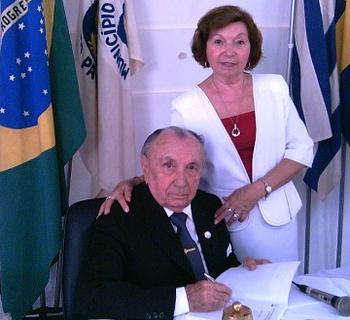 Expedito Ramalho de Alencar e Ivanilde Baracho de Alencar-14-12-2008