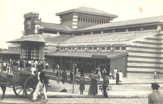 Mercado Municipal de Campinas (SP).