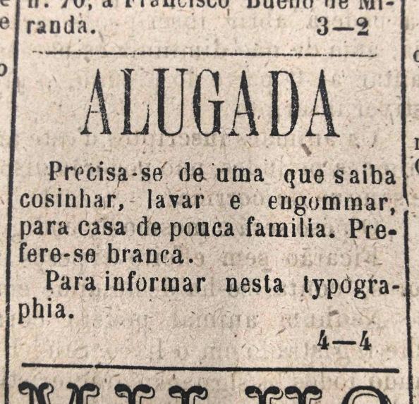 Gazeta de Campinas, Março 1887_Fotor